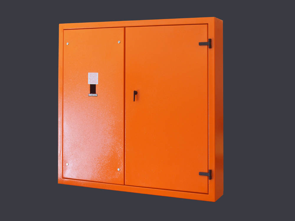 Three Phase Side Isolator Distribution Board Kzn