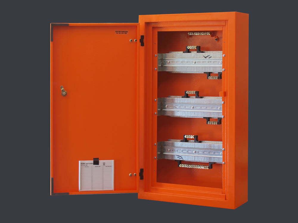 Three Phase Architrave Distribution Board Kzn Switchboards